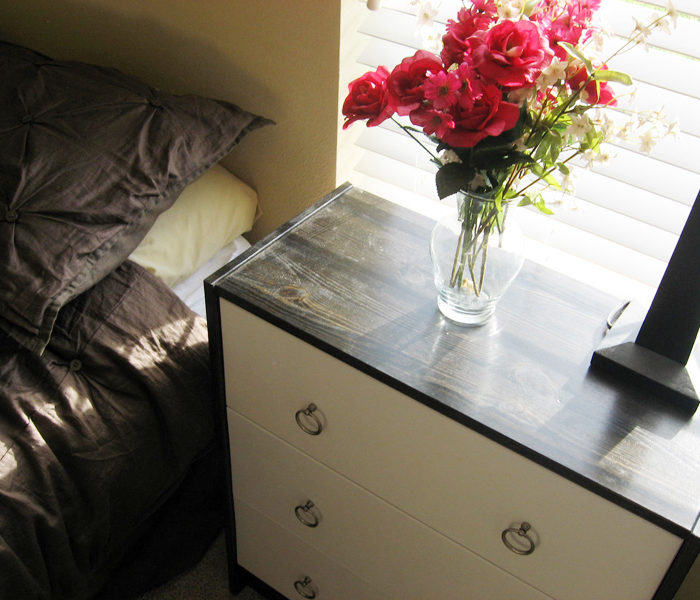Home Projects: Nightstands