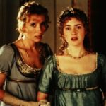 Elinor and Marianne Dashwood from Sense and Sensibility